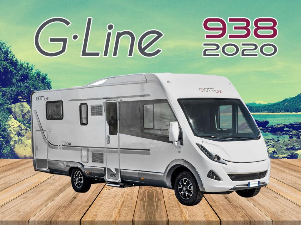 Autocaravana GiottiLine GL938 2020