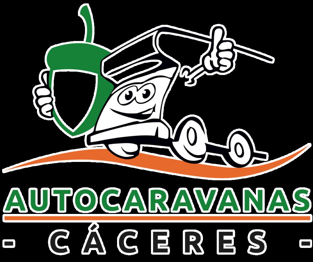 Autocaravanas en Cáceres logo resaltado